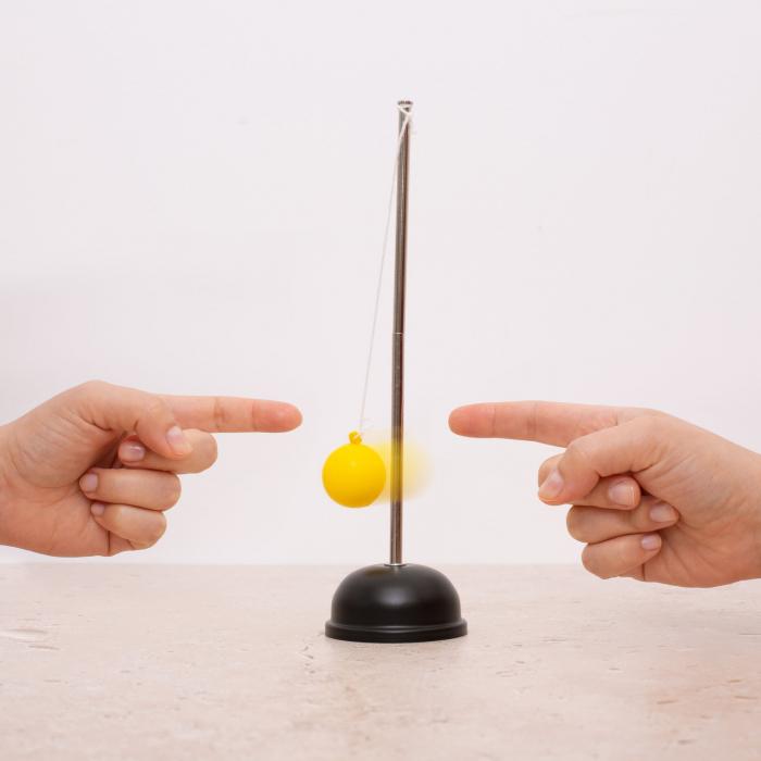 Finger Tetherball, joc pentru distractia degetelor [0]