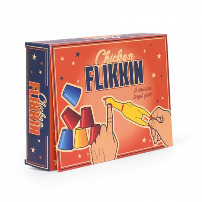 Flikkin' Chicken Joc amuzant de masa 11