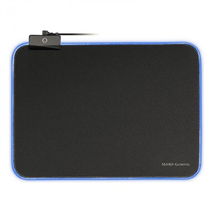 Gaming pad cu iluminare RGB LED, alimentare USB 6
