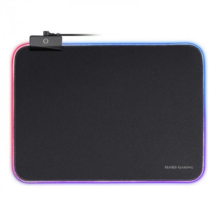 Gaming pad cu iluminare RGB LED, alimentare USB 8