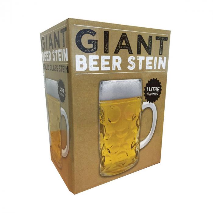 Halba de bere 1 litru, Gigantica [2]