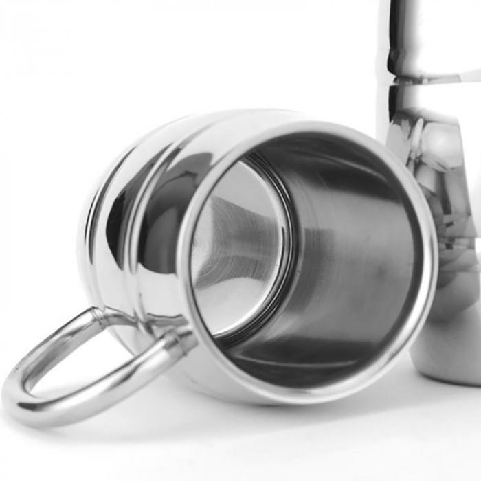 Halba de bere cu racire Iron Chiller, 400 ml 3