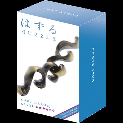 Hanayama Huzzle Cast BAROQ 0