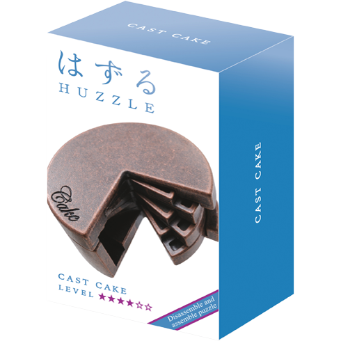 Hanayama Huzzle Cast CAKE 0