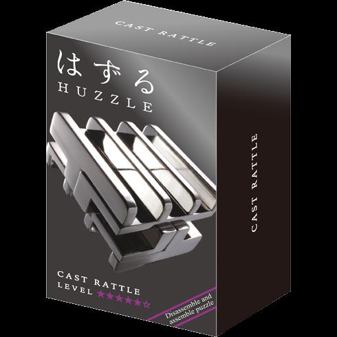 Hanayama Huzzle Cast RATTLE 0