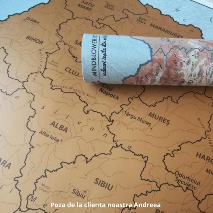 Harta Razuibila a Romaniei 14