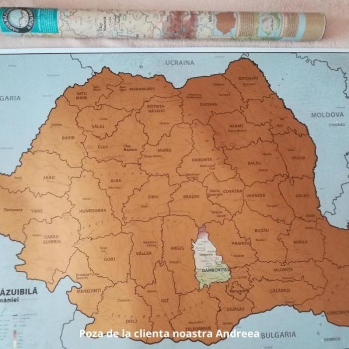 Harta Razuibila a Romaniei 13
