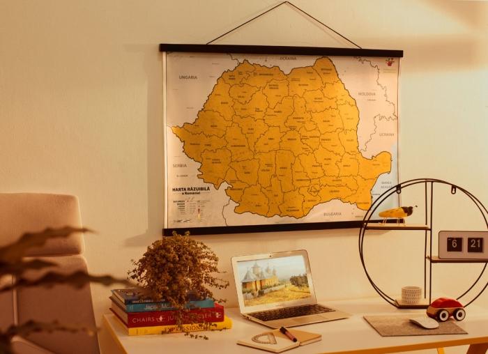 Harta Razuibila a Romaniei 9