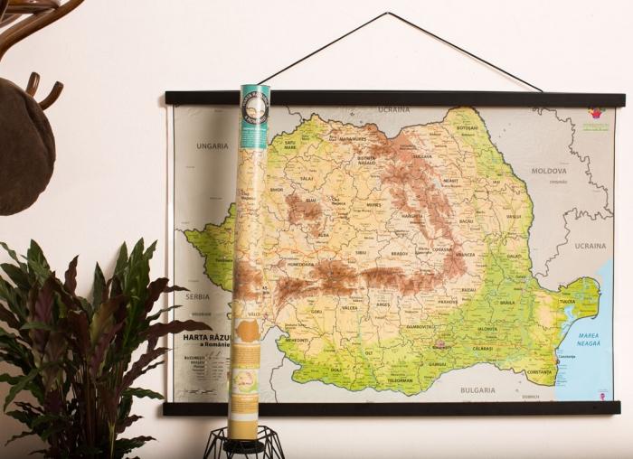 Harta Razuibila a Romaniei 6
