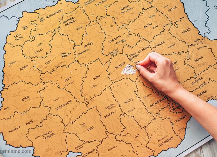 Harta Razuibila a Romaniei 2