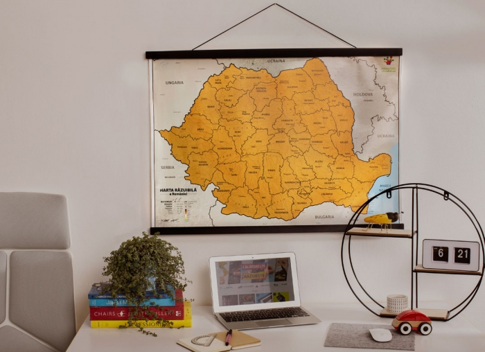 Harta Razuibila a Romaniei 3