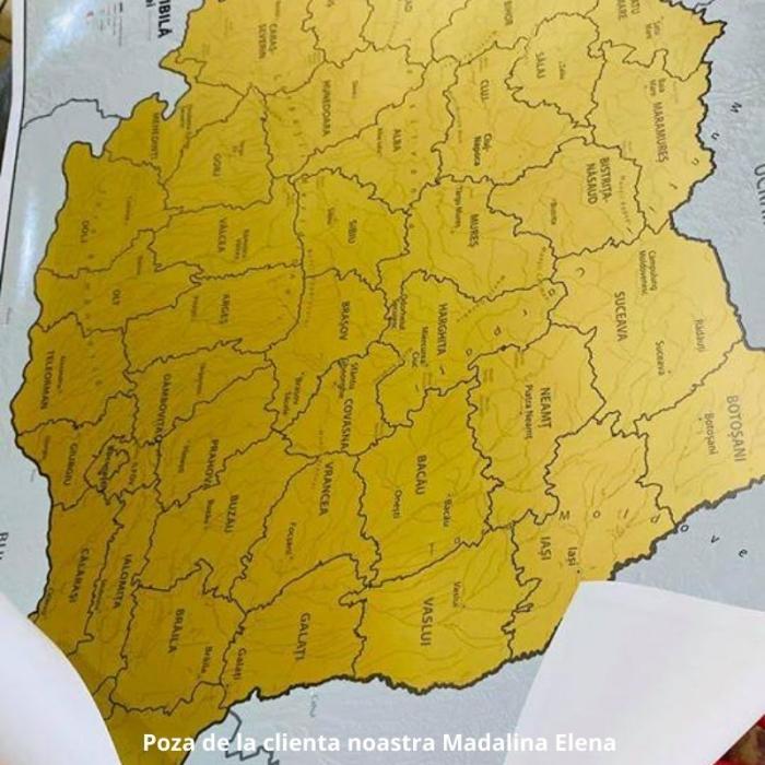 Harta Razuibila a Romaniei 15