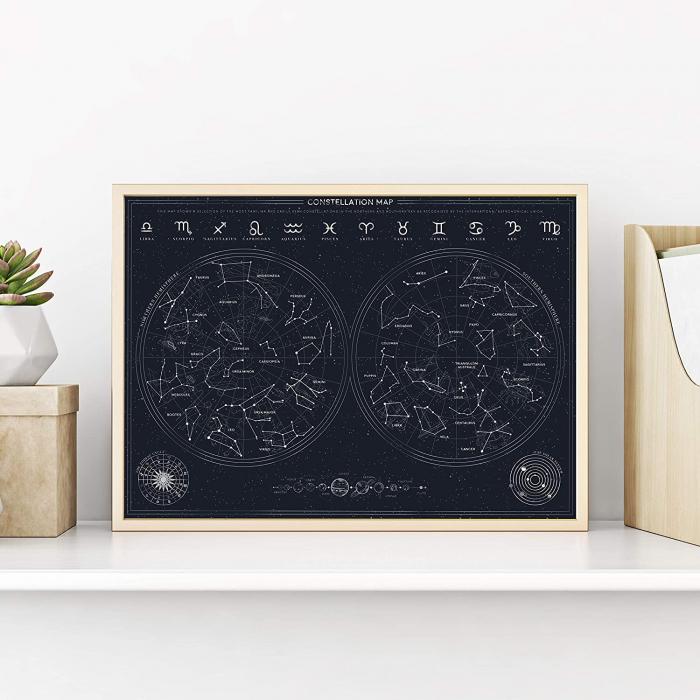 Harta razuibila Constelatii [1]