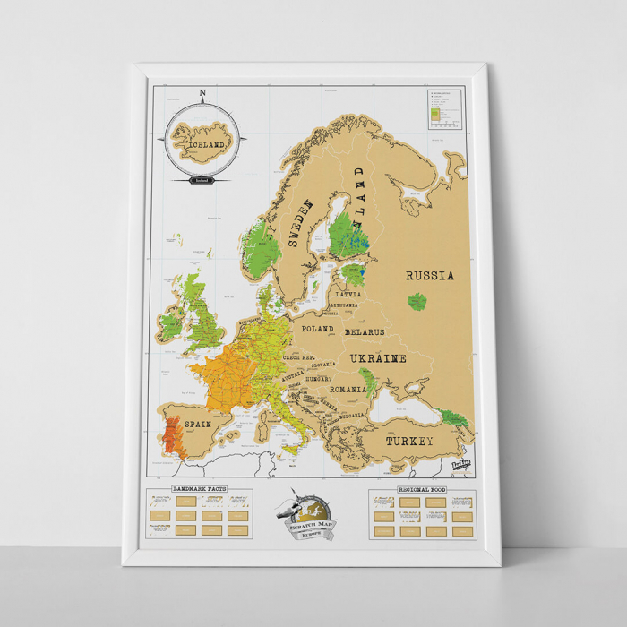 Harta razuibila Europa Mea 0
