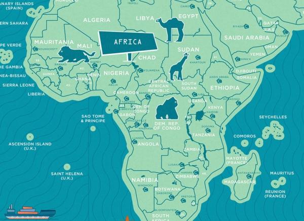Harta Razuibila Wild - Originala Luckies 4