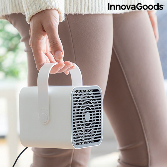 Incalzitor electric portabil Cub cu maner 1