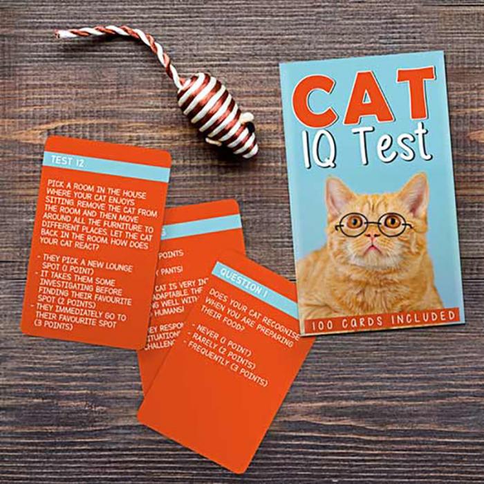 IQ Test pentru pisici 0