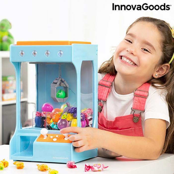 Joc copii Aparat de prins bomboane si jucarii 0