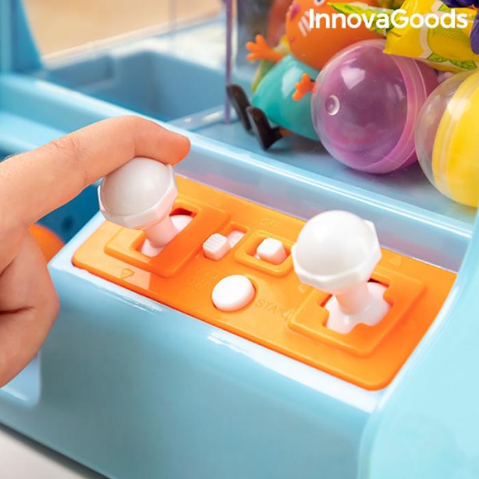 Joc copii Aparat de prins bomboane si jucarii 1