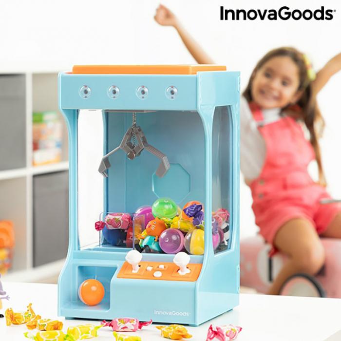 Joc copii Aparat de prins bomboane si jucarii 3