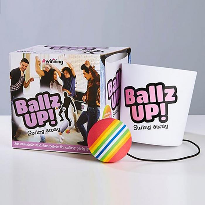Joc de petrecere BALLZ UP! 3