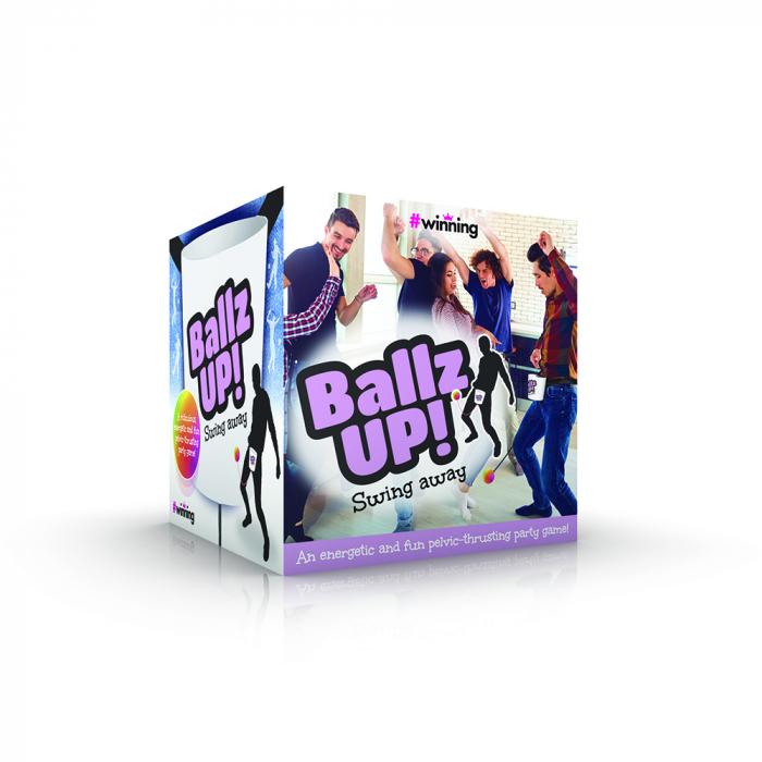 Joc de petrecere BALLZ UP! 4