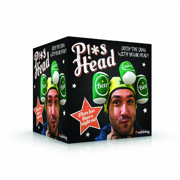 Joc de petrecere PISS HEAD 4
