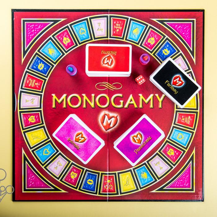 Joc erotic Monogamy 0