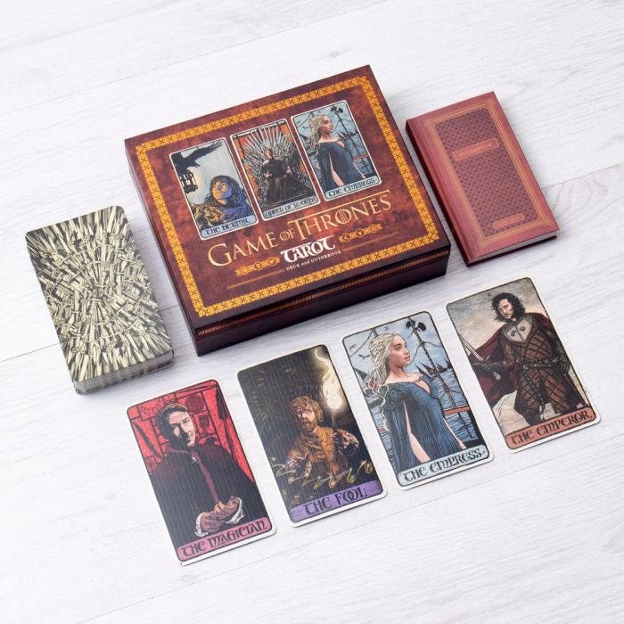 Joc Tarot Game of Thrones 5