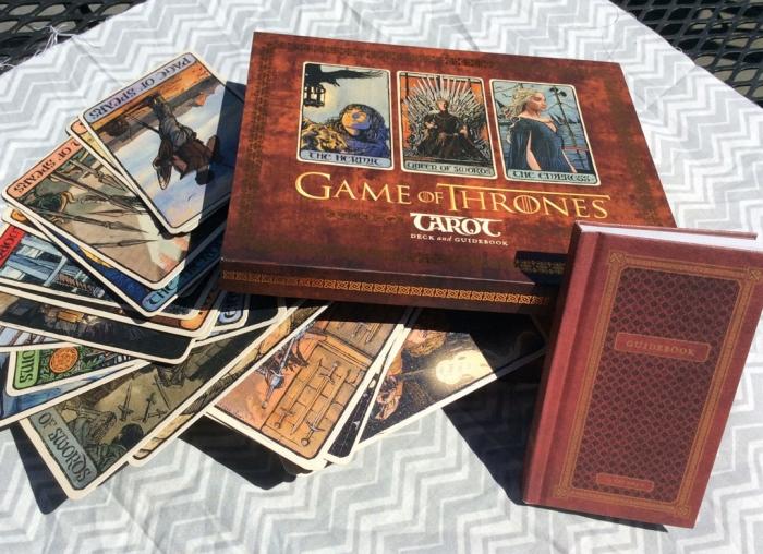 Joc Tarot Game of Thrones 1