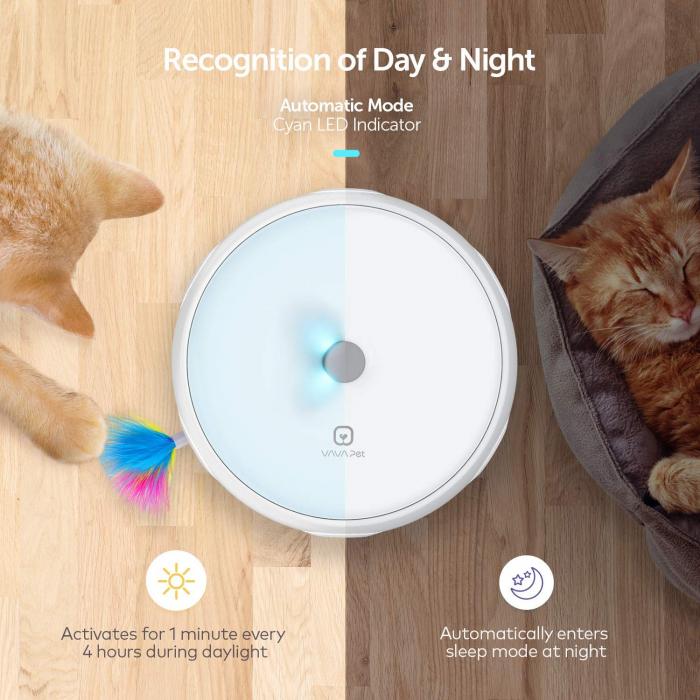 Jucarie pentru pisici VAVA smart 2