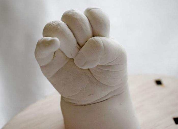 Kit amprenta bebe manuta si piciorus [5]