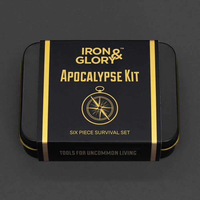 Kit apocaliptic pentru supravietuitori 4