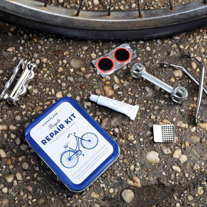 Kit compact reparatii biciclete 0