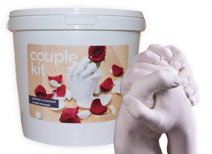 Kit mulaj 3D pentru iubiti, mainile noastre impreuna 11