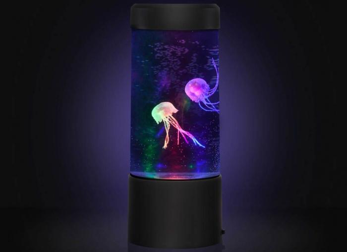 Lampa led acvariu cu meduze 2