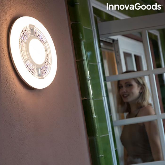 Lampa anti insecte de tavan, LED, ecologica Mosquito Boom 6
