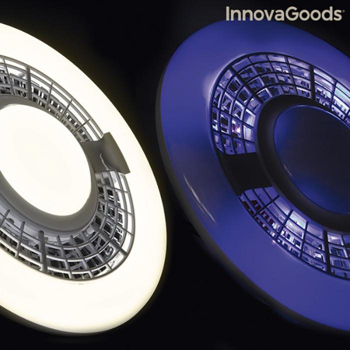 Lampa anti insecte de tavan, LED, ecologica Mosquito Boom 7