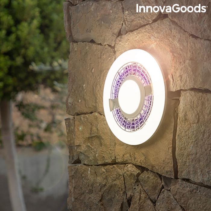 Lampa anti insecte de tavan, LED, ecologica Mosquito Boom 1
