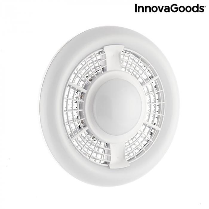 Lampa anti insecte de tavan, LED, ecologica Mosquito Boom 11