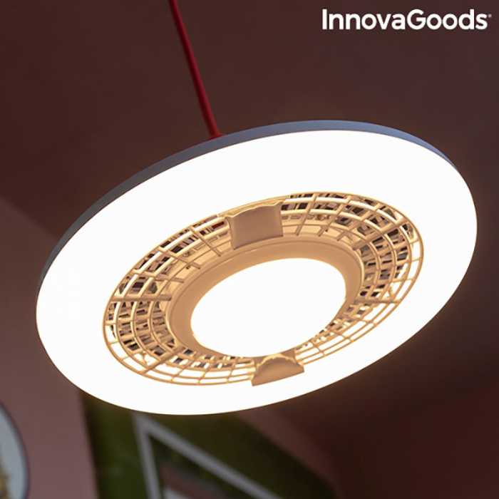 Lampa anti insecte de tavan, LED, ecologica Mosquito Boom 2