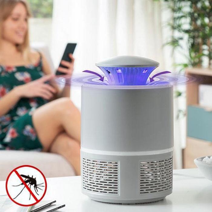 Lampa anti insecte LED, cu tehnologie prin aspirare [0]