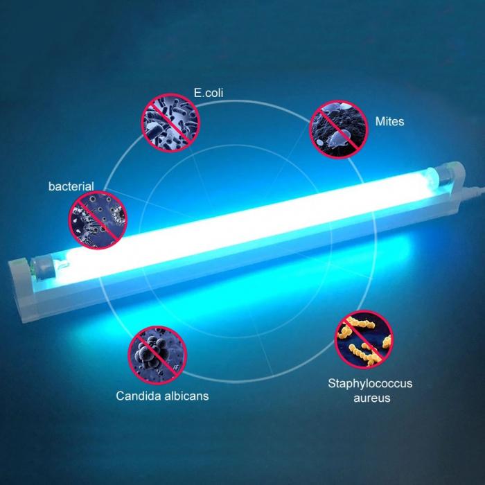 Lampa bactericida UV Ozone pentru sterilizare 0