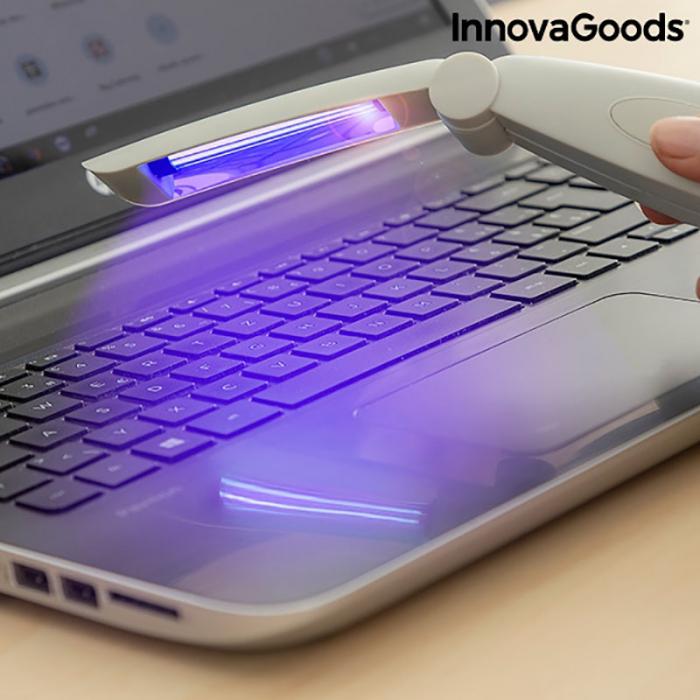 Lampa bactericida UV plianta pentru dezinfectie [2]