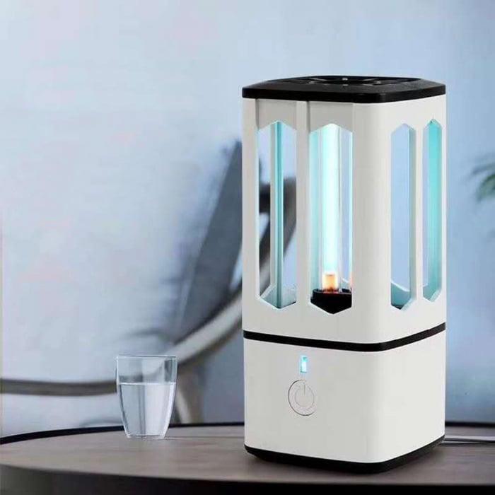 Lampa bactericida UV portabila, pentru sterilizare, dezinfectie, antimucegai 0