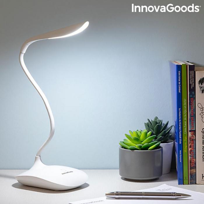 Lampa de birou portabila, cu touch control, Flexy Lummy 7