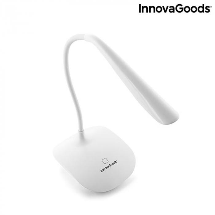 Lampa de birou portabila, cu touch control, Flexy Lummy 11