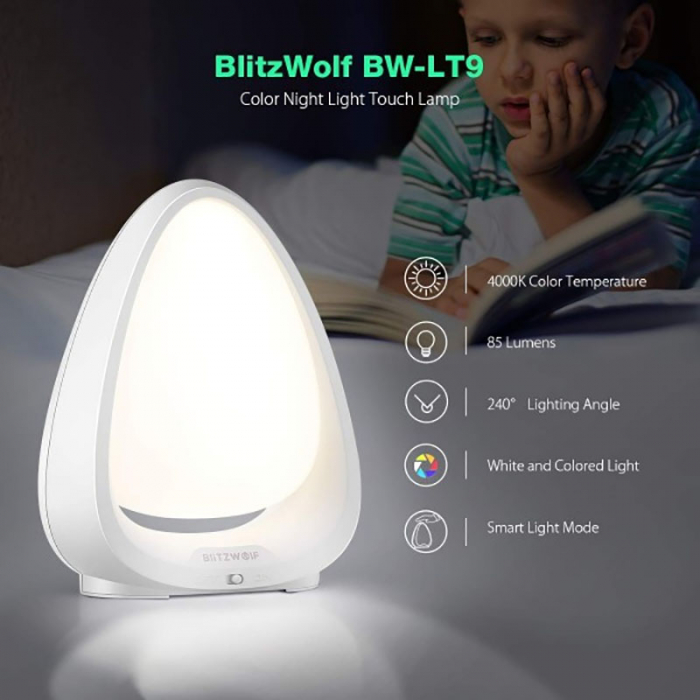 Lampa de Veghe BlitzWolf 3
