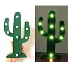 Lampa de Veghe LED Cactus 12