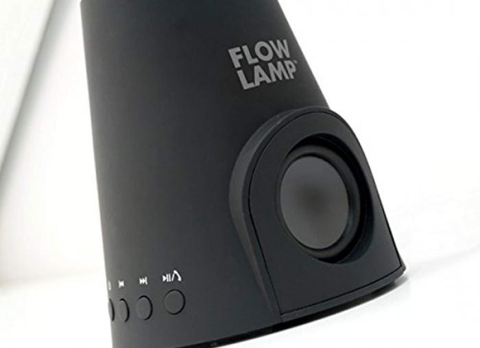 Lampa lava cu difuzor si microfon 2